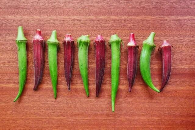 赤色を楽しみたいなら紅オクラはいかがですか?美味しく食べる5つのレシピ