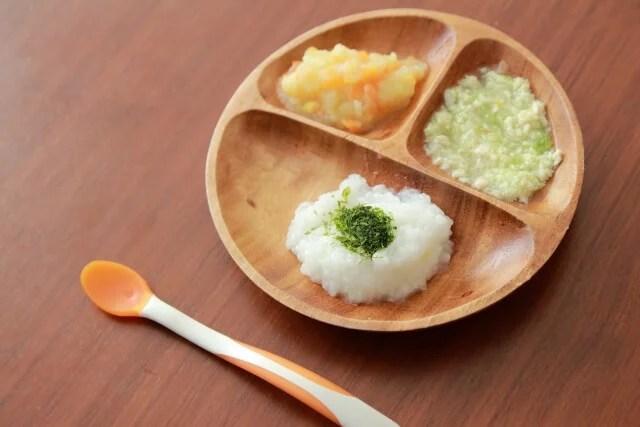 赤ちゃんにも野菜たっぷり使った離乳食レシピ5選