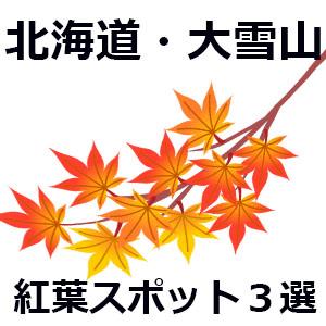 北海道紅葉スポット