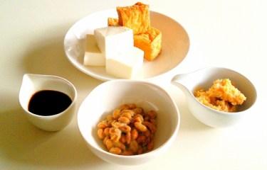 納豆や豆腐のタンパク質の種類は?タンパク質の役割って何?