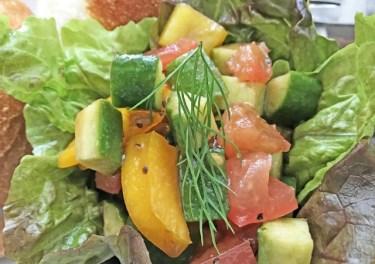 野菜がもっと食べたくなる!チョップドサラダの人気レシピ