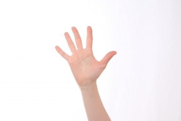 炊飯器がなかったら、水の量は手を使って計る!