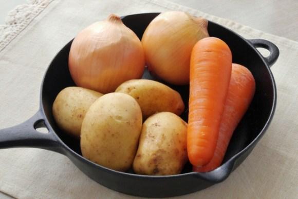カレーに野菜をすりおろすならこの野菜!その野菜が良い理由