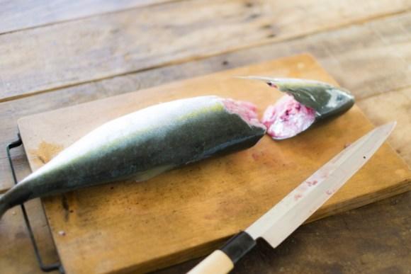 魚の下処理と臭みを取る方法。正しくできれば相当違う!
