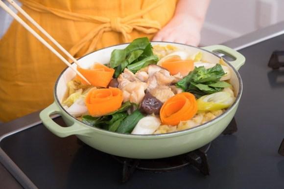 夏も冬も食べたい鍋レシピ!生姜と味噌の驚くべき効能とは?