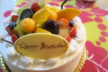 夏バテにも効果的!?夏が旬の果物を使ってケーキを作ろう!