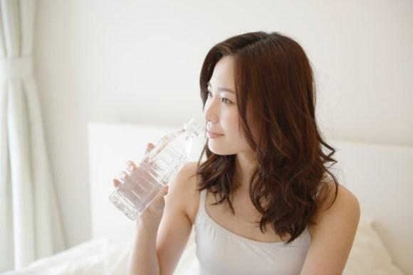 体内の水分を入れ替え?水分の摂り方で体調不良も改善する?