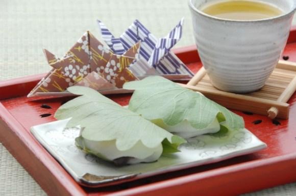 柏餅ってどんなお菓子?味噌餡を使ったおすすめレシピ!
