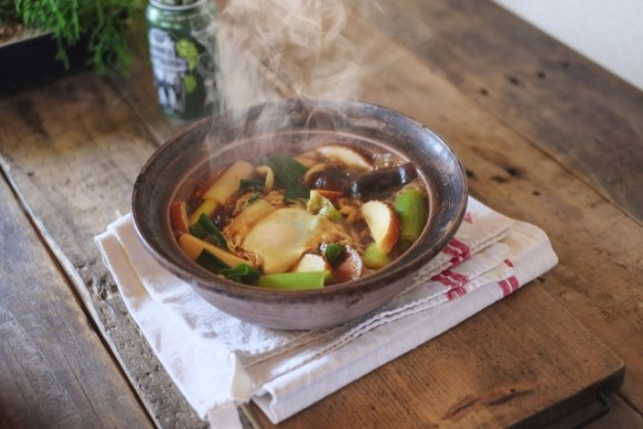味噌煮込みうどんのおすすめの具と素材を生かした調理方法