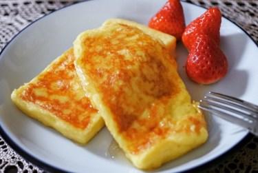 電子レンジで朝食レシピ!アレンジトーストで優雅な時間に