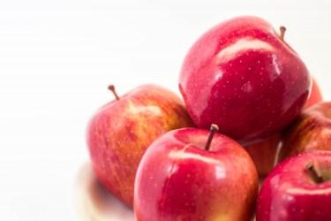 甘くて美味しいりんごを堪能しよう!電子レンジを使うレシピ