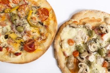 電子レンジのピザの温め方は難しい!美味しい温め方をご紹介