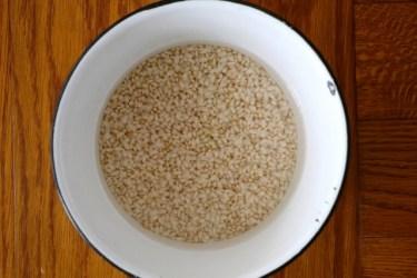玄米を浸水なしで炊飯器で炊きたい!そんな時に気になること