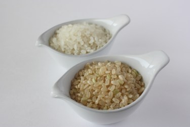 低いのはどちら?玄米と白米ご飯の茶碗一杯分のカロリー比較