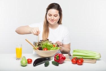 食生活改善でダイエット達成には、バランスのよい栄養が大切