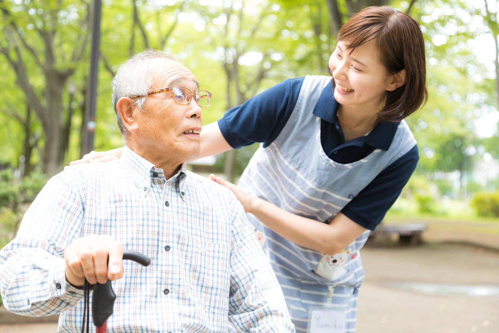 【注目】認知症高齢者の看取り