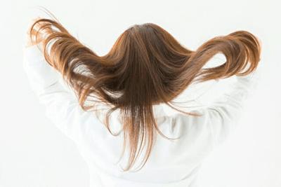 手触りが良い髪