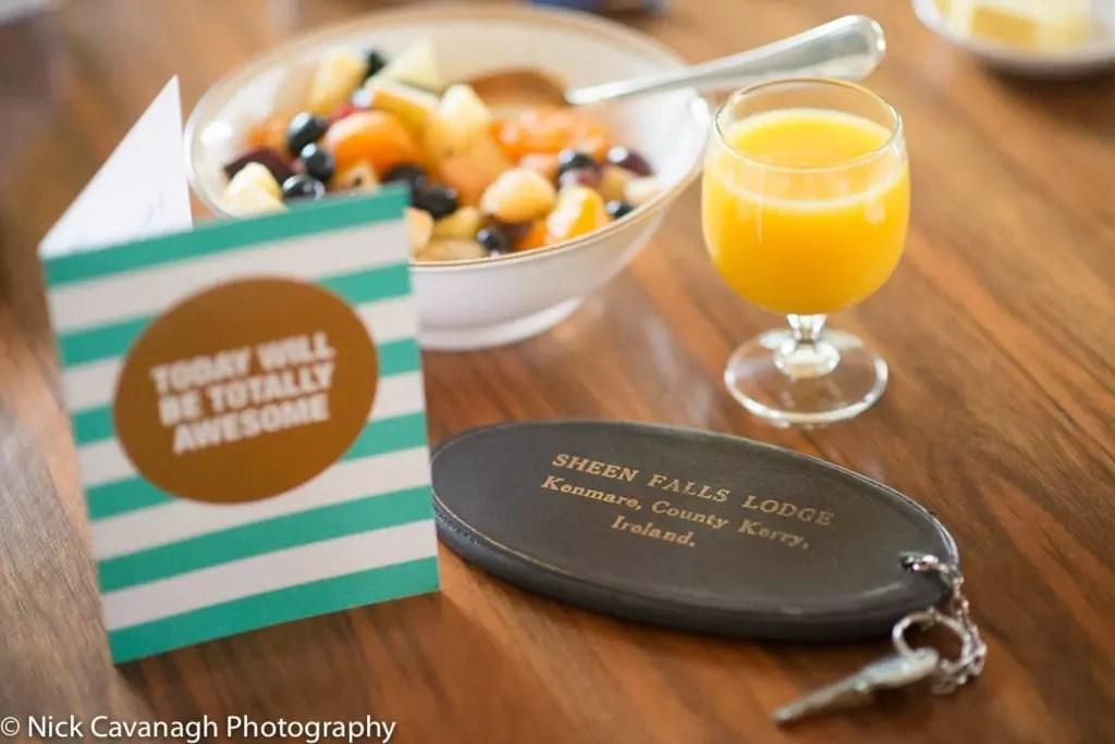 wedding-breakfast-sheen-falls-lodge-wedding-photography