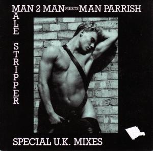 Man 2 Man meet Man Parrish - Male Stripper