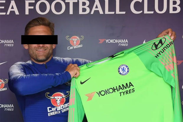 Rob Green signed as tour guide