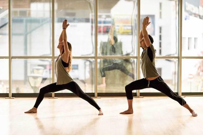 Yoga-Partners