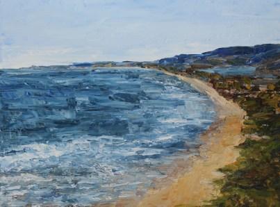 Marin Shore, California