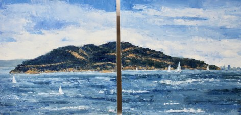 Angel Island, Diptych