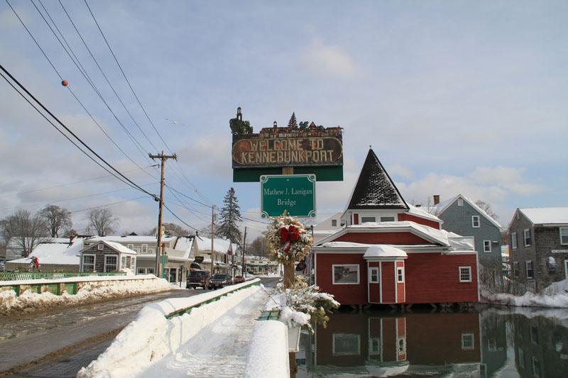 Christmas Prelude Photos Kennebunkport Maine