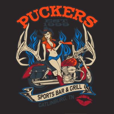 Biker Chick 2 T-Shirt
