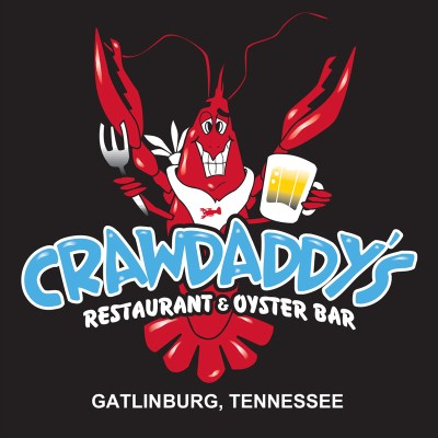 Crawdaddy's Original Logo T-Shirt