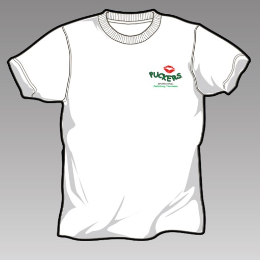 Pucked Up @ Puckers T-Shirt