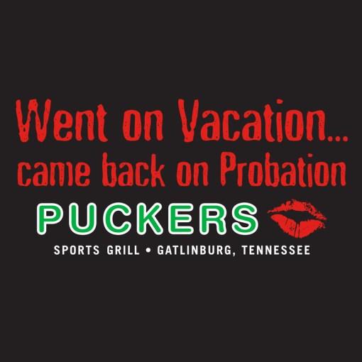 Puckers Vacation T-Shirt