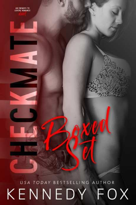 Checkmate Boxed Set, Front Cover