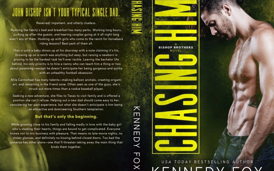Chasing Him Cover Reveal