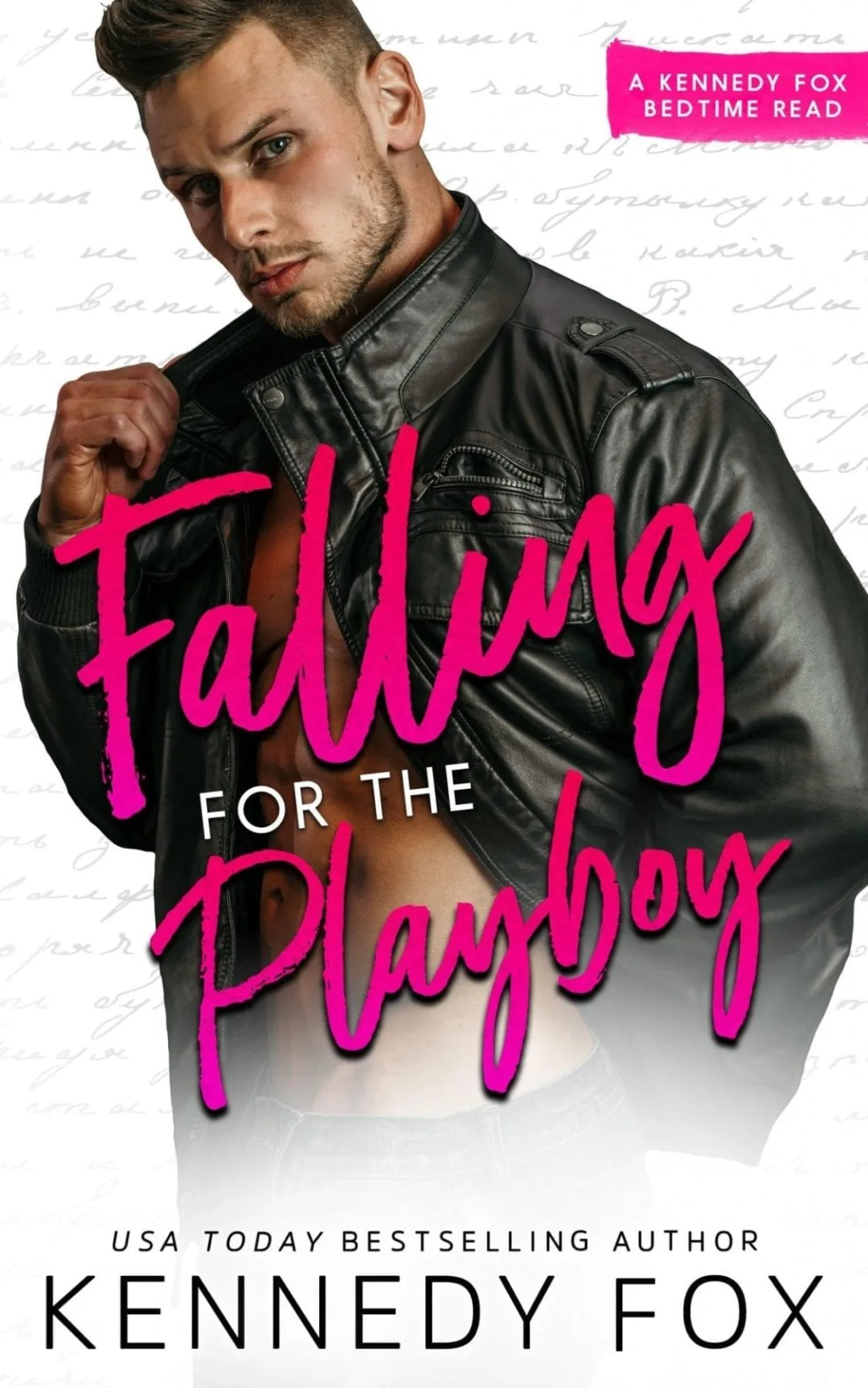 Image result for kennedy fox falling for the playboy