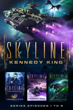 skyline book series set book 1 to 3