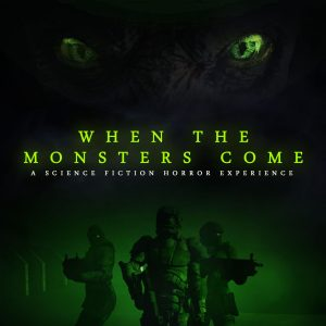 When the Monsters Come Science Fiction Horror Experience Shadows Beyond The Stars