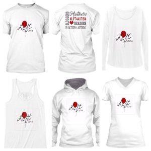 LIFT 2016 Shirt collage