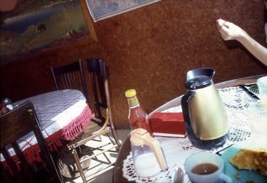 Ma's Cafe Interior