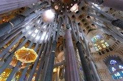 Sagrada Familia Interior