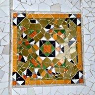 Park Güell mosaic