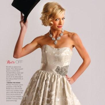 Editorial Bridal Magazine Shoot Part 3 of 3