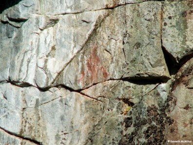 114- Hotham Sound Pictographs