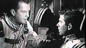 James Coburn in Men Into Space