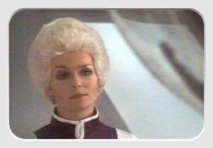 Isla Blair in Space: 1999