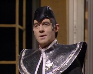 Michael Jayston in Doctor Who