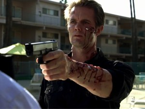 Garrett Dillahunt in Terminator The Sarah Conner Chronicles. He has played characters in this genre and others including comedy.