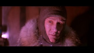 Donald Moffat in John Carpenter's, The Thing.
