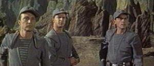 Frankie Darro in Forbidden Planet