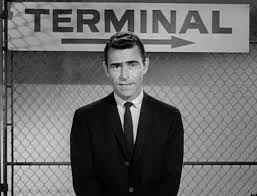 Rod Serling. The icon of early sci-fi and paranormal TV.